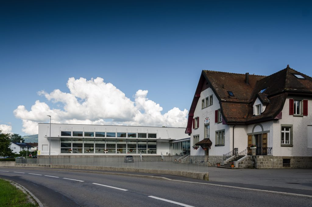 Ecole de Bossonnens